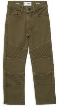 DL Premium Denim Boy's Zane Beast Skinny Jeans