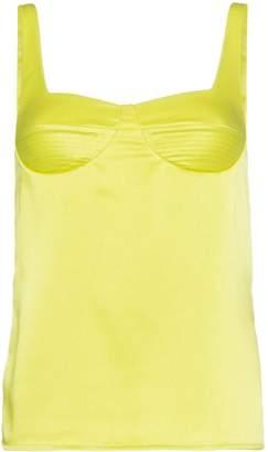 Galvan strappy camisole top
