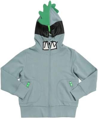 Stella McCartney Mohawk Cotton Sweatshirt Hoodie