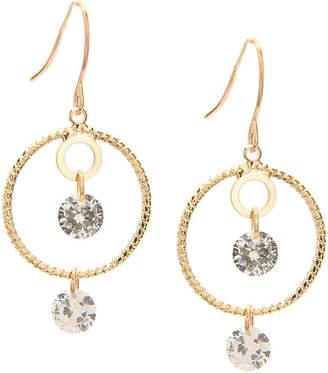 Kelly & Katie Diamond Drop Earrings - Women's