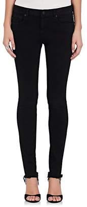 Nili Lotan Women's Frayed-Hem Skinny Jeans