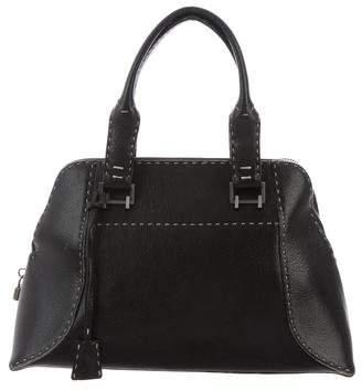 VBH Leather Handle Bag