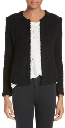 Women's Iro Boucle Jacket $615 thestylecure.com