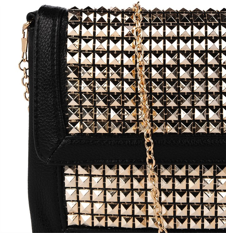 Armitage Avenue Studded Envelope Clutch