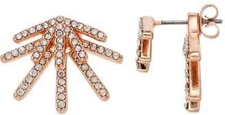 Lauren Conrad Fan Jacket Earrings