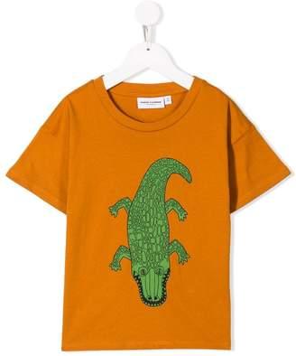 Mini Rodini Alligator print T-shirt