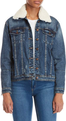 Buffalo David Bitton Nova Long Denim Jacket