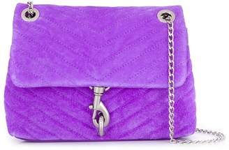 Rebecca Minkoff Edie chevron crossbody bag