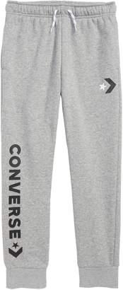 Converse Star Chevron Logo Jogger Pants
