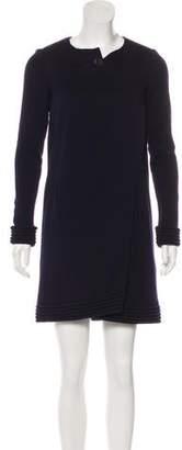 Chanel Mini Wool Dress