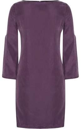 Raoul Sasha Washed-silk Mini Dress