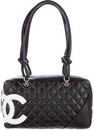 ChanelChanel Ligne Cambon Bowler Bag