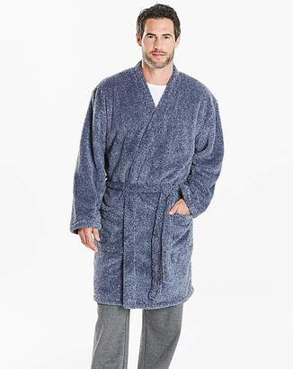 2fab2aba0c Jacamo Capsule Blue Fleece Dressing Gown