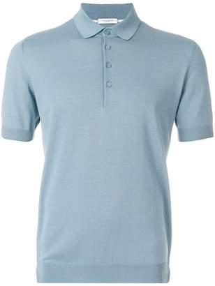 Paolo Pecora plain polo shirt