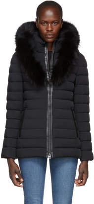 Mackage Black Kadalina Matte Down Jacket