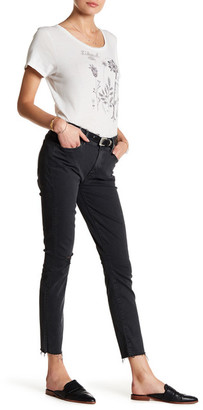 MOTHER The Double Fray Charmer Jean $208 thestylecure.com