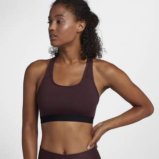 Nike Classic Padded Women's Medium Support Sports Bra