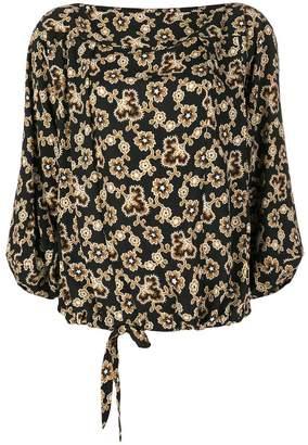 Etoile Isabel Marant floral blouse