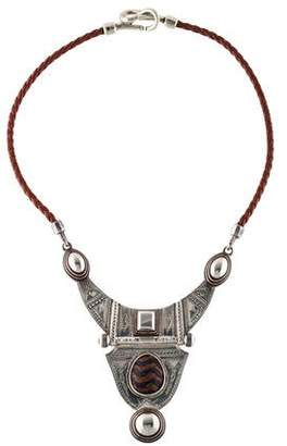 Hermes Touareg Tribal Necklace