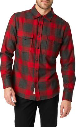 7 Diamonds Ren Slim Fit Check Sport Shirt