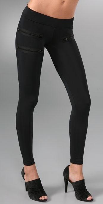Lna Zipper Pocket Leggings