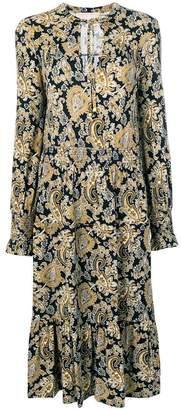 MICHAEL Michael Kors loose printed dress