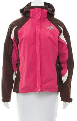 The North Face Casual Hooded Jacket