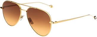 Brioni Men's Br0025s 58Mm Sunglasses
