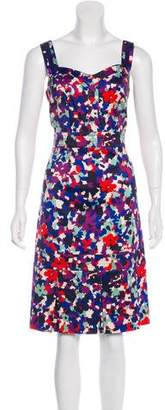 Tory Burch Printed Berdine Dress w/ Tags