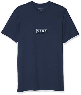 44779d2d at Amazon.co.uk · Vans Men's Easy Box SS Regular Fit Crew Neck Short Sleeve  T - Shirt,X
