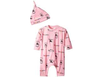 Burberry Kids Logo ACABW Set (Infant)
