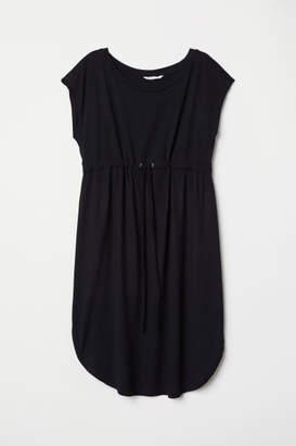 H&M MAMA Jersey Dress - Black