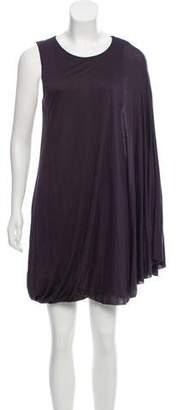 A.L.C. Asymmetrical Cape Dress