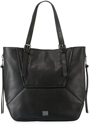 Kooba Crawford Leather Tote Bag, Black $220 thestylecure.com