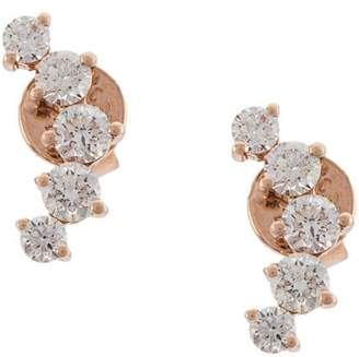 Anita Ko arc diamond studs
