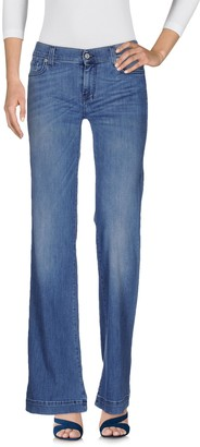 7 For All Mankind Denim pants - Item 42513770CI