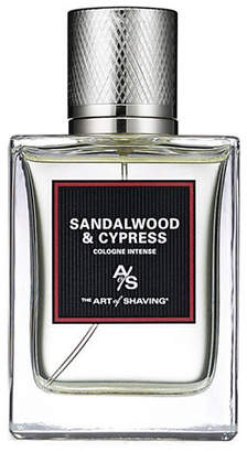 The Art of Shaving Sandalwood and Cyprus Cologne
