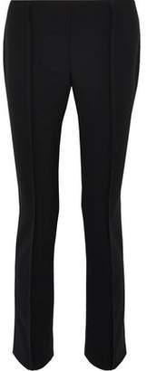 Carolina Herrera Wool-Blend Twill Slim-Leg Pants