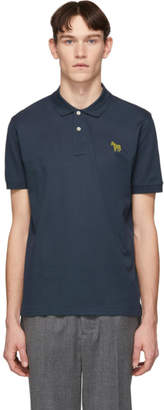 Paul Smith Navy Slim Fit Polo