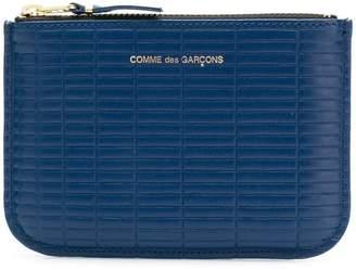 Comme des Garcons top zipped wallet