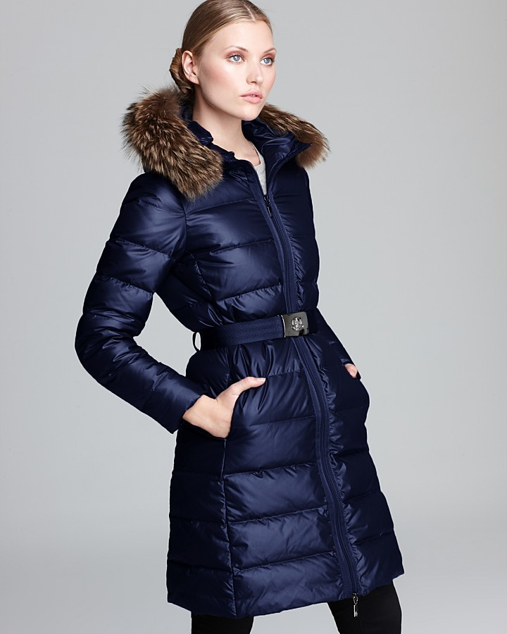 Moncler Down Coat - Salsifis Mid Length Hooded