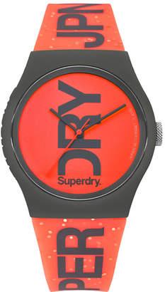 Superdry Urban Brand Glitter Watch