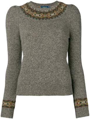 Polo Ralph Lauren Fair Isle jumper