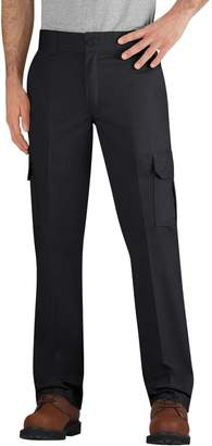 Dickies Mens Flex Slim Fit Straight Leg Cargo Pants