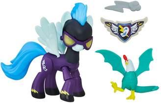 Hasbro My Little Pony Guardians of Harmony Shadowbolts Pony & Cockatrice Figures