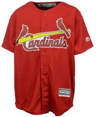 Majestic St. Louis Cardinals Replica Jersey, Big Boys (8-20)