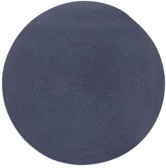 """Sur La Table Round Woven Placemats, 15"""" x 15"""""""