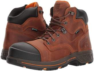 Timberland Helix HD 6 Soft Toe Waterproof Men's Work Lace-up Boots