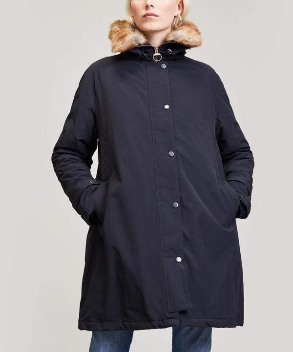 Dexy Hooded Jacket