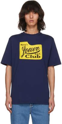 Loewe Navy Club T-Shirt